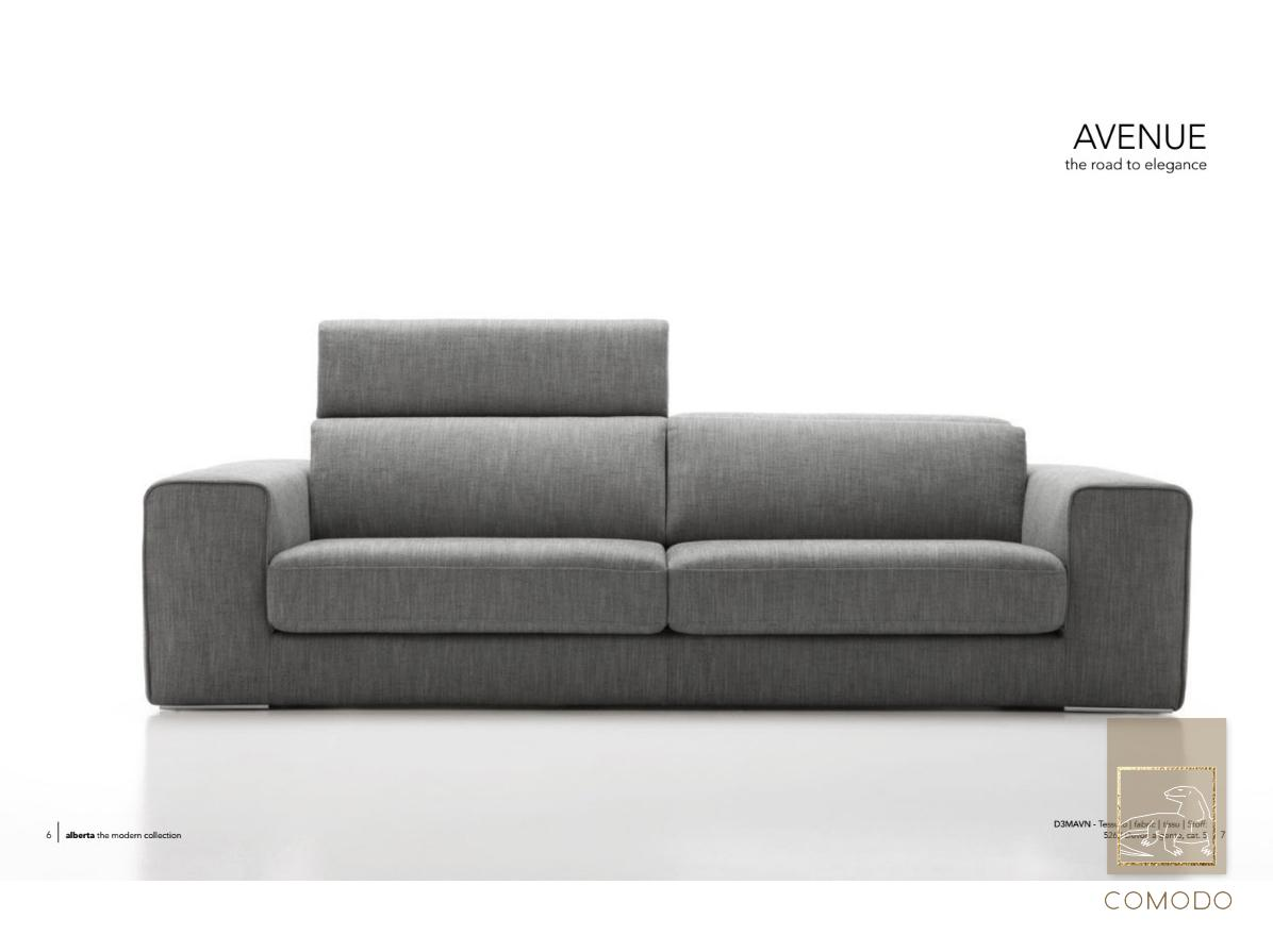 Alberta Salotti Avenue.Soft Furniture Avenue Factory Alberta Salotti D3mavn Comodo